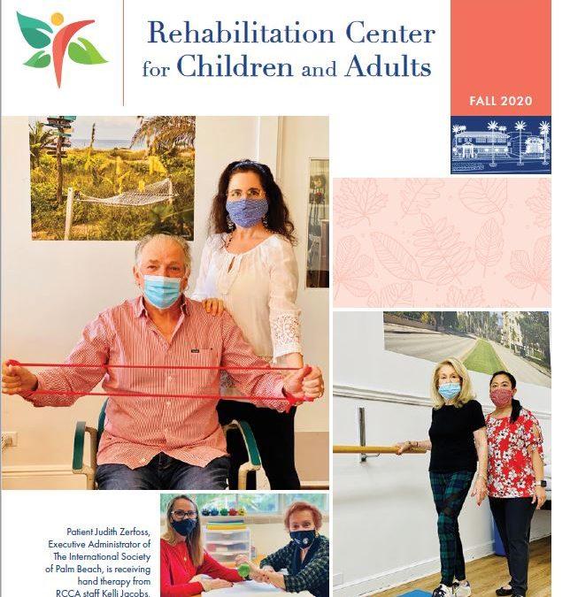 RCCA Fall 2020 Newsletter