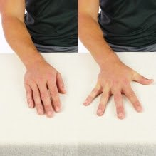 Finger Stretch Exercise - Occupational Therapy - Rehabilitation Center for Children and Adults Palm Beach.